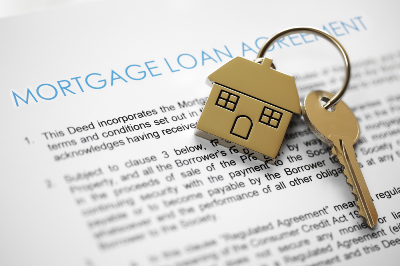 Mortgage Loan Document